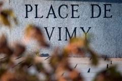 Justin Trudeau rend hommage aux soldats à Vimy