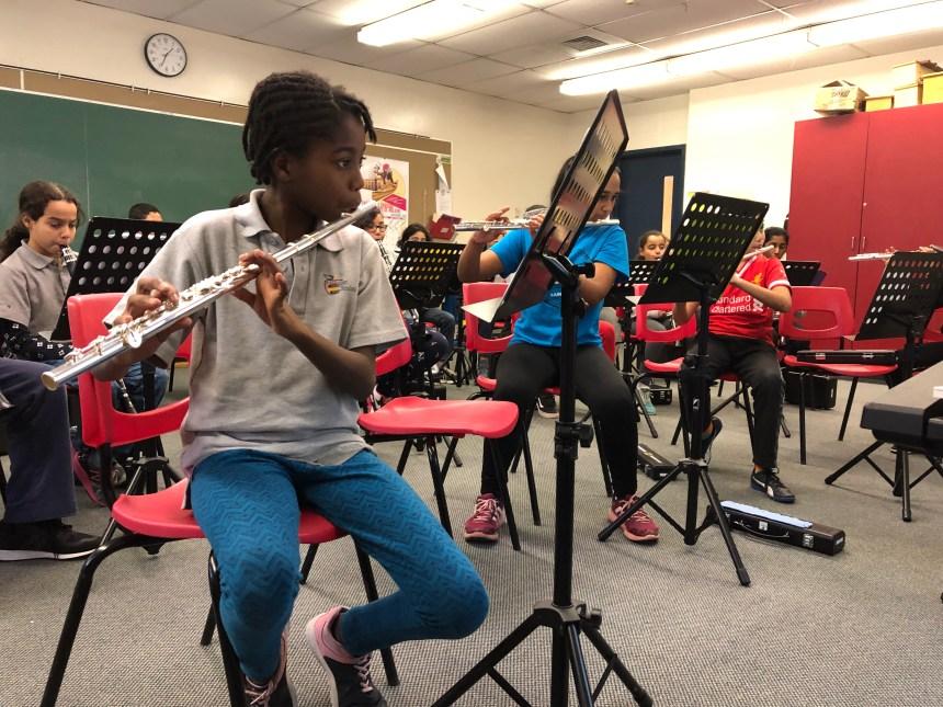 Former la relève musicale à Saint-Laurent
