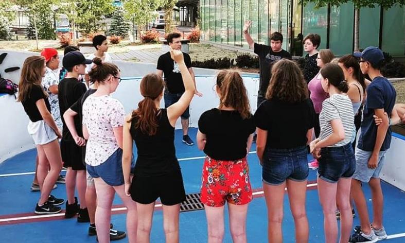 L'Hôte Maison organise des activités pour les jeunes de 12 à 17 ans.