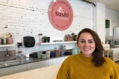 Miss Sushis'installe dans Hochelaga-Maisonneuve