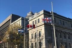 Montréal donnera préséance au drapeau du Québec à l'hôtel de ville