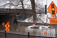 Le tunnel Atwater restera fermé mercredi matin