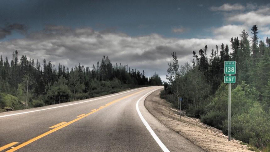 Accident mortel sur la route 138 dans Charlevoix: une femme a perdu la vie