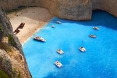 Une plage grecque élue plus belle du monde