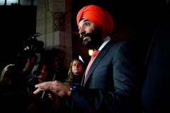 Le ministre Bains dévoile la charte du numérique du gouvernement fédéral