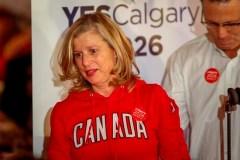 Jeux olympiques: le conseil municipal de Calgary jette l'éponge