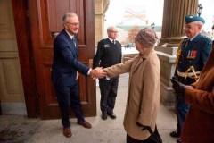 Nouveau-Brunswick: Higgs promet un budget équilibré d'ici 2020