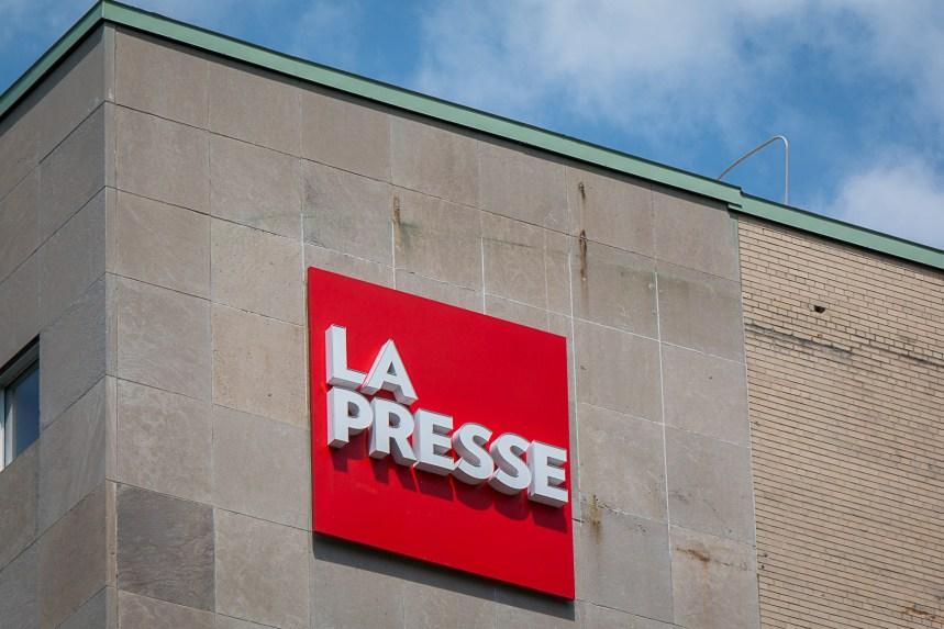 37 postes abolis à La Presse