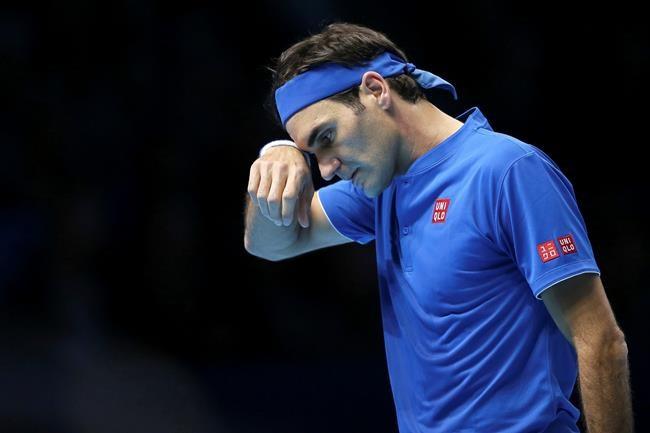 Nishikori gâche l'entrée en scène de Federer