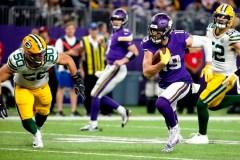Les Vikings rebondissent contre les Packers