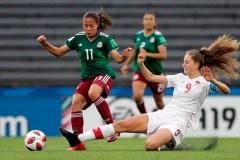 Mondial U17: le Canada s'incline en demi-finale