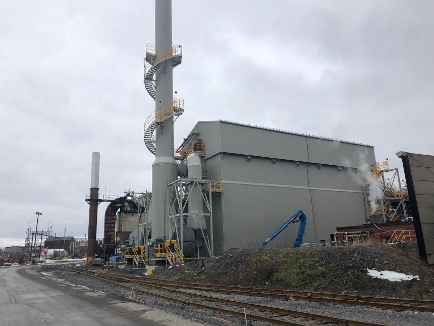 Arsenic dans l'air: l'usine CCR dotée d'un nouveau dépoussiéreur