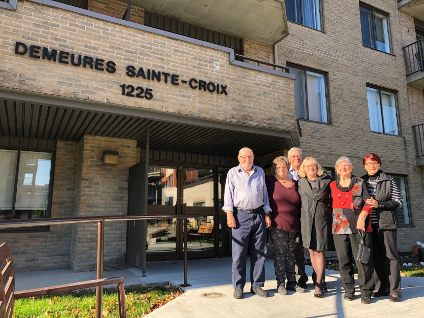 Résidences Sainte-Croix: 30 ans de logements abordables