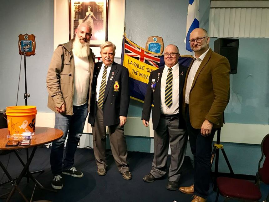 New Deal Saves LaSalle Legion
