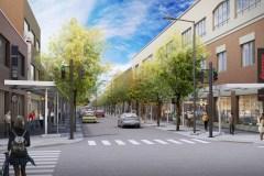 La facture du réaménagement de la Plaza Saint-Hubert pourrait grimper à 60 M$