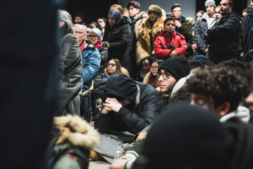Ado assassiné à L'Île-des-Soeurs: rassemblement de solidarité