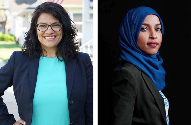 Deux premières musulmanes élues au Congrès américain