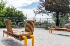 Le plastique banni des parcs de Rosemont