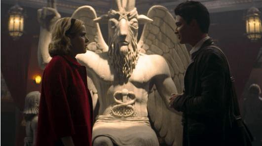 Un temple satanique poursuit Netflix concernant sa nouvelle série Sabrina