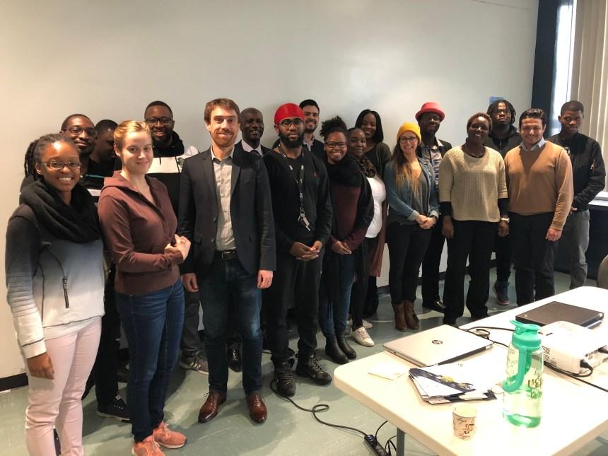 Montréal-Nord à l'heure de l'entrepreneuriat