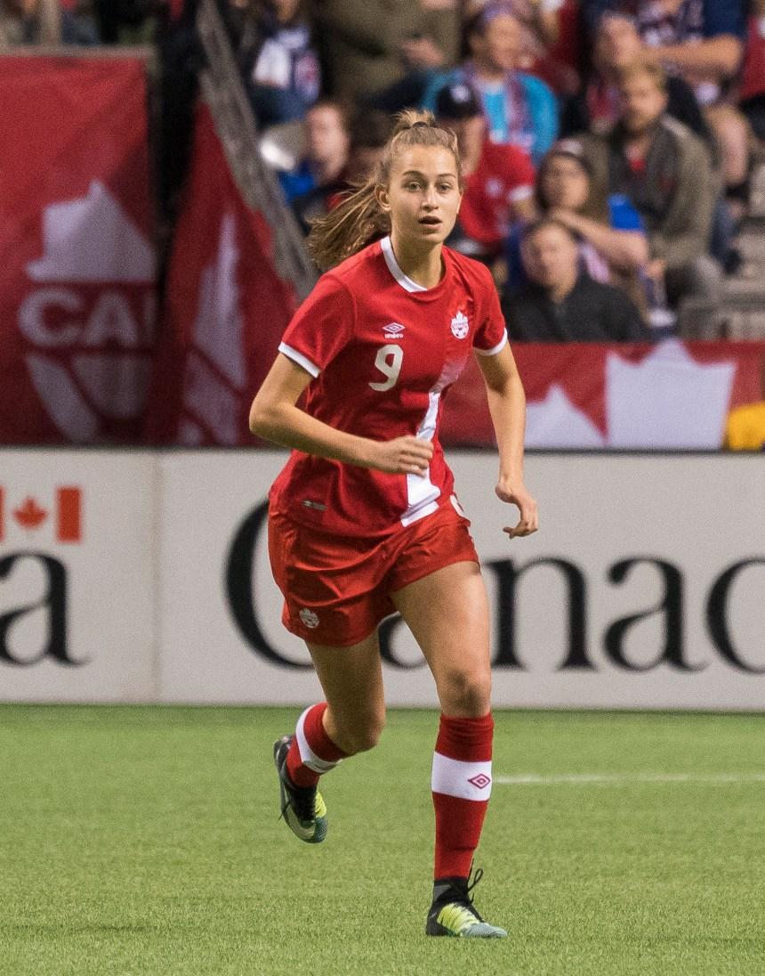 Coupe du monde U-17: les Canadiennes à un pas de la finale