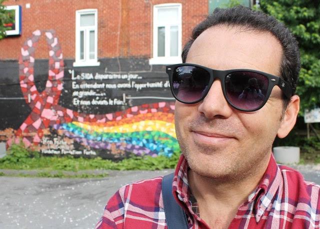 Saint-Léonard : une source d'inspiration pour Steve Galluccio