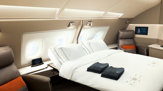 Singapore Airlines élue compagnie de l'année