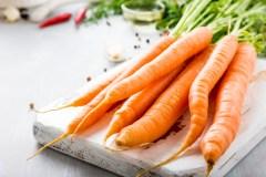 Est-il vrai que manger des carottes est bon pour la vue?
