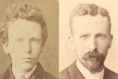 Une photo du peintre Van Gogh s'avère être un portrait de son frère