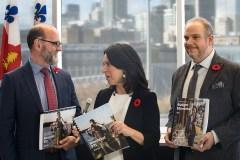 Trois priorités pour Montréal en 2019