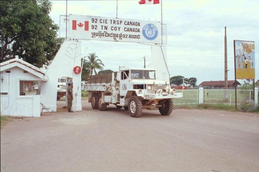 Le maintien de la paix: une des inventions les plus importantes du Canada