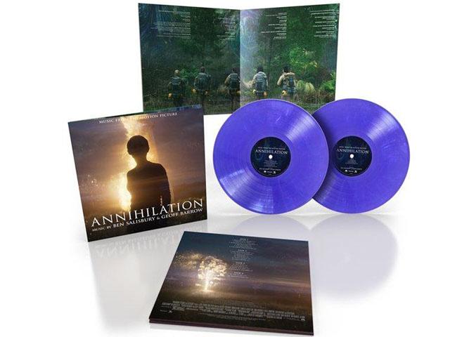 Des vinyles «ultra violet» pour les fêtes