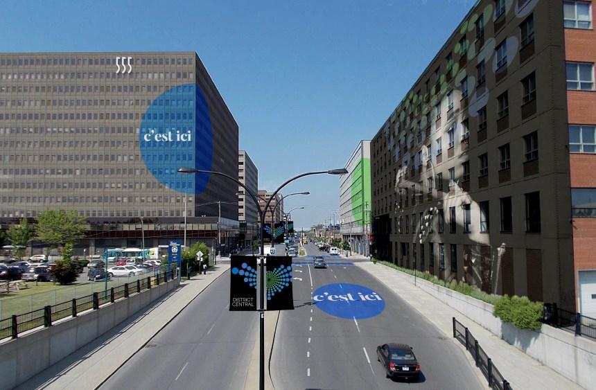 District central: le nouveau quartier des affaires