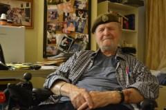 Un vétéran réclame compensation pour la qualité des soins