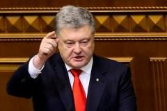 Trudeau et Porochenko discutent de l'agression russe en Ukraine