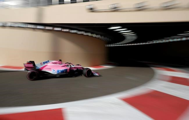 Stroll pilotera pour Force India à Abou Dhabi