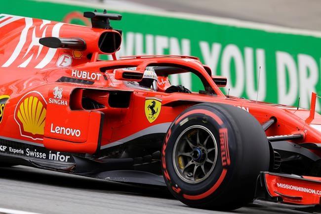 Hamilton partira en tête au GP du Brésil