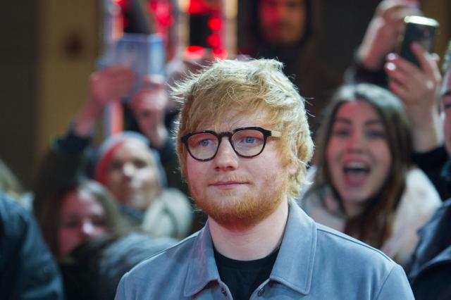 La tournée d'Ed Sheeran est la plus lucrative de l'année