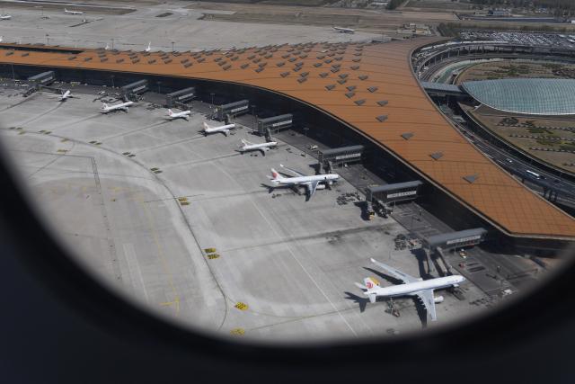 La Chine prévoit doubler le nombre de ses aéroports d'ici à 2035