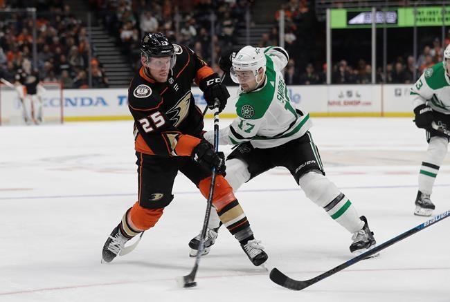 Ondrej Kase s'illustre dans une victoire des Ducks