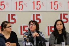 Nouvelle campagne pour un salaire minimum à 15$ l'heure