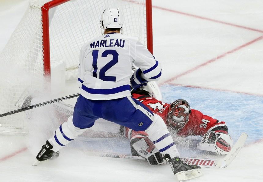 Nylander mène les Maple Leafs vers un gain de 4-1