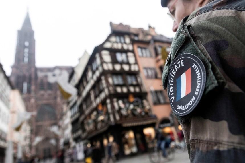 Attentat de Strasbourg: deuxième jour de chasse à l'homme