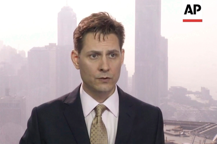 Pékin dit ne rien savoir de l'arrestation d'un ancien diplomate canadien