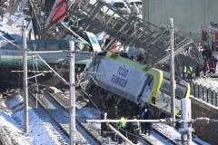 Un accident de train fait 9 morts et 86 blessés en Turquie