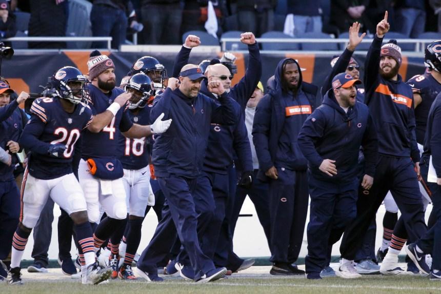 Les Bears remportent le titre de la section Nord