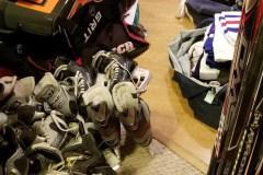 Des prêts d'équipement pour initier les jeunes au hockey