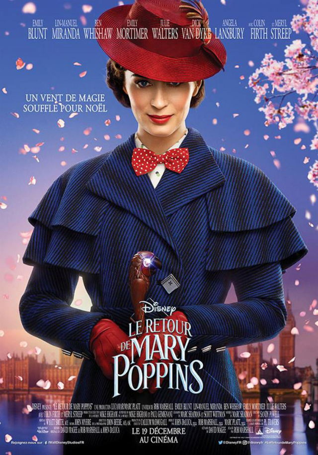 Mary Poppins de retour après 54 ans