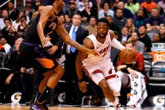 Dwyane Wade dispute son 1000e match face au Heat