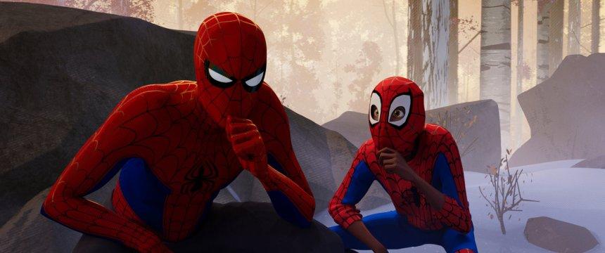 Quand Spider-Man rencontre Spider-Man